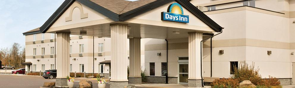 Days Inn Thunder Bay North hotel exterior