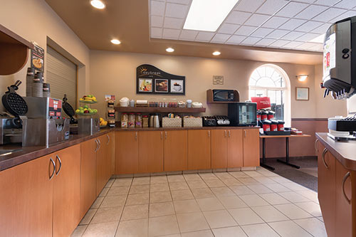 Daybreak Cafe at Days Inn & Suites Thunder Bay