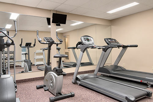 Fitness Centre at Days Inn & Suites Thunder Bay