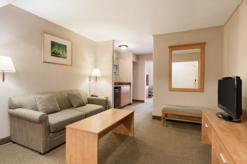 King Efficiency Suite at Days Inn & Suites - Thunder Bay