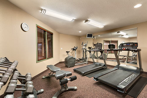 Fitness Centre at Days Inn - Thunder Bay North