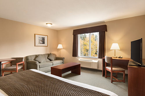 Guestroom at Days Inn - Thunder Bay North